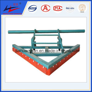 V Belt Cleaner H and P Type Belt Cleaner for Running Conveyor pictures & photos