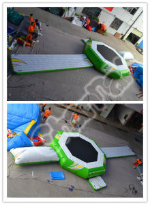 Water Park Inflatable Floating Water Park Game (CHW001) pictures & photos