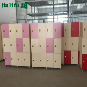 Jialifu Courful Compact Laminate Locker Gym Restroom Clothes Locker pictures & photos