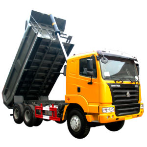 Sinotruck HOWO 6*4 Reposing Lift Tipper Truck/Dumper Truck pictures & photos