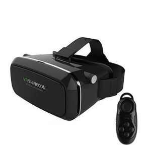 New Vr Shinecone Virtual Reality Glasses 2.0 with Remote Control