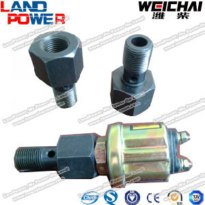 Connector Oil Pressure Sensor Weichai Engine Parts