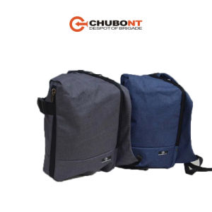 Chubont 2016 New Collection Fashion Design Waterproof Frosted PVC Laptop School Backpack Bag pictures & photos