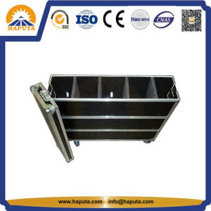 Aluminum Flight Case with Wheels for Stage Sound (HF-1306) pictures & photos