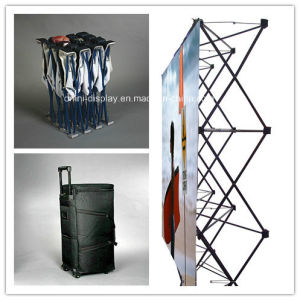 2014 Outdoor Display Stand Pop up System (DW-LDPOP01 4*3/3*3) pictures & photos