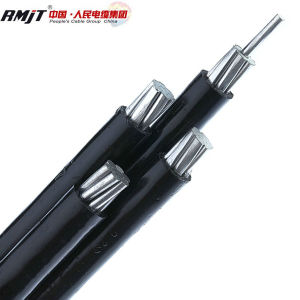 Top Quality Triplex Al Conductor XLPE Insulated ABC Cable Made in China pictures & photos
