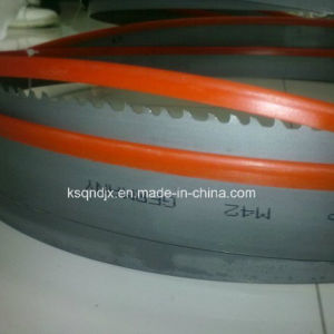 High Quality Die Steel Cutting Bandsaw Blades pictures & photos