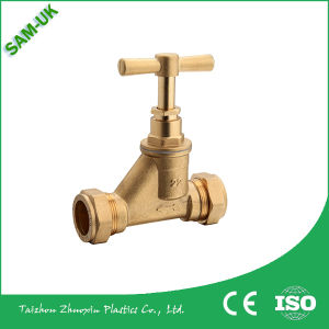 Copper Compression Fittings for Pex Pipes, Brass Pipe Fittings pictures & photos