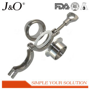 Sanitary Tri Clamp Set Fittings pictures & photos