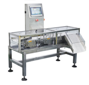 Food Bags Conveyor Check Weigher pictures & photos