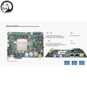 Intel Core I3-4000m CPU Motherboard 2.3GHz DDR3l 1333MHz Quad Core Motherboard pictures & photos