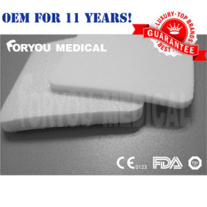 2016 Premium Foryou Surgical Chronic Wound Care Foam Dressing Medical PU Sponge Wound Care Pad pictures & photos