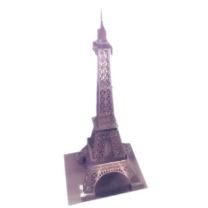 Precision Sheet Metal Art Craft of Eiffel Tower (LFAC0001) pictures & photos