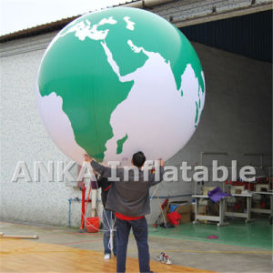 Inflatable Advertising Large Earth Balloon for Trade Fair pictures & photos