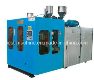 Fully Automatic Double Station Bottle Blow Molding Machine pictures & photos