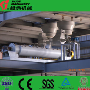 Space Saving Gypsum Board Making Machine pictures & photos