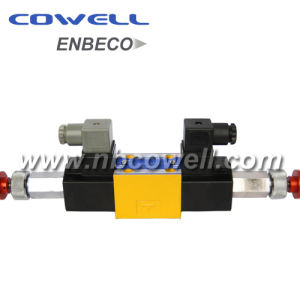 Electromagnetic Valve for Extrusion Blowing Machine