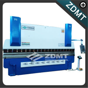 Hydraulic CNC Press Bending Machine pictures & photos