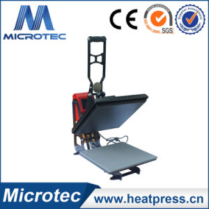 Flatbed Shirt Heat Press Machine Max-Clam pictures & photos