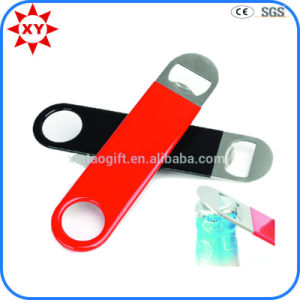 2015 Unique Gift Items 13.5cm Colorful Plastic Coated Wine Opener pictures & photos