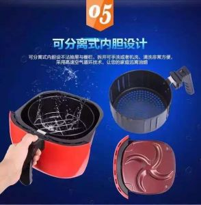 360 Degree Rotation Multi Air Fryer (A168) pictures & photos