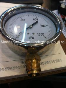 Water Pressure Gauge 1000kpa