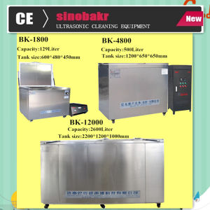 Ultrasonic Cleaner China Engine Parts Cleaning Equipment (BK-3600E) pictures & photos