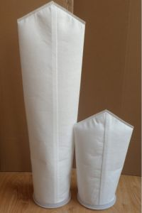 Food Factory Nonwoven Liquid Filter Bag pictures & photos