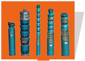 High Pressure Multistage Multi Impeller Deep Well Submersible Vortex Pump pictures & photos
