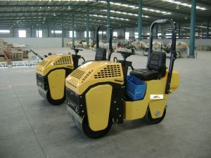 Ride on Hydraulic Vibratory Road Roller pictures & photos