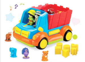 Battery Operated Toys Car for Educational (H0037151) pictures & photos