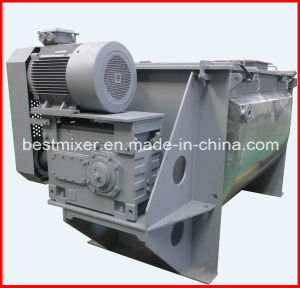 Complete Jacket Ribbon Mixer with Heating Cooling Function pictures & photos
