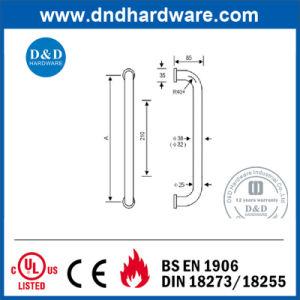 D Type Pull Handle for Wooden Door pictures & photos