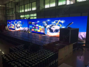 Hot Sale Advertising LED Video Display of P6.25 (indoor/outdoor 500X500mm) pictures & photos