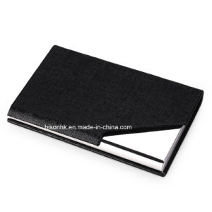 Customized Logo Printing Elegant Business Card Holder for Business Gifts pictures & photos