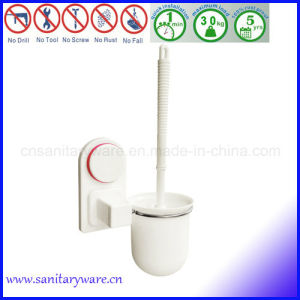 Toilet Brush Holder Set Brush Bathroom Cleaning Brush