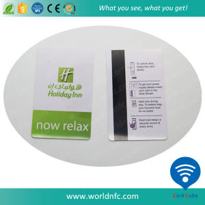 Best Price Ntag 203/213/216 RFID Nfc Hotel Access Control Smart Card pictures & photos