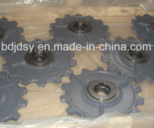 Sand Casting with CNC Machining Sprocket Wheel pictures & photos