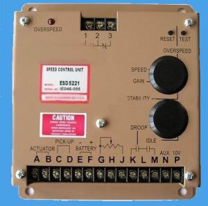 Speed Controller ESD5221e pictures & photos
