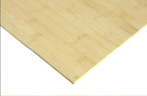 "1/4"" Horizonal Natural 3 Ply Bamboo Plywood pictures & photos"