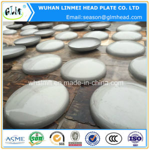 Supply Pressure Vessel Head Dished Heads pictures & photos