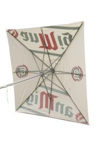 250*250cm Square Acrylic UV50+ Commercial Grade Cafe Umbrella, Patio Umbrella