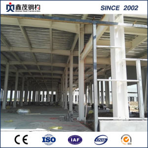Prefabricated Space Frame Metal Shed Steel Structure Factory Building pictures & photos