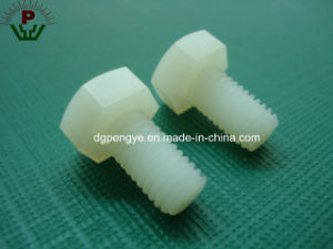 Plastic Nut PCB Nut Plastic Fasteners Nylon Hex Nut pictures & photos