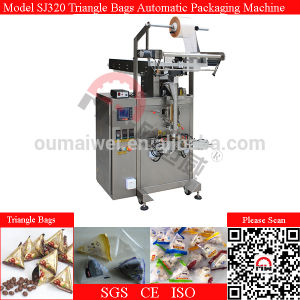 Triangle Pouch Automatic Vertical Packaging Machine pictures & photos