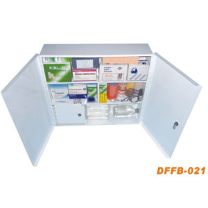 Metal Factory First Aid Kit Box (DFFB-021) pictures & photos