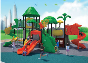 Children Playground Equipment Jungle Series Fl8030-1