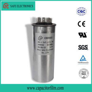 30UF Cbb65 Capacitor with Pins pictures & photos