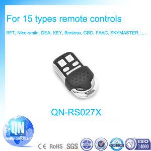 for Beninca/ Key/ Bft 4 Button RF Remote Control QN-RS027X pictures & photos