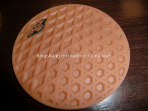 Rubber Coaster/Fashionable Cup Coaster pictures & photos